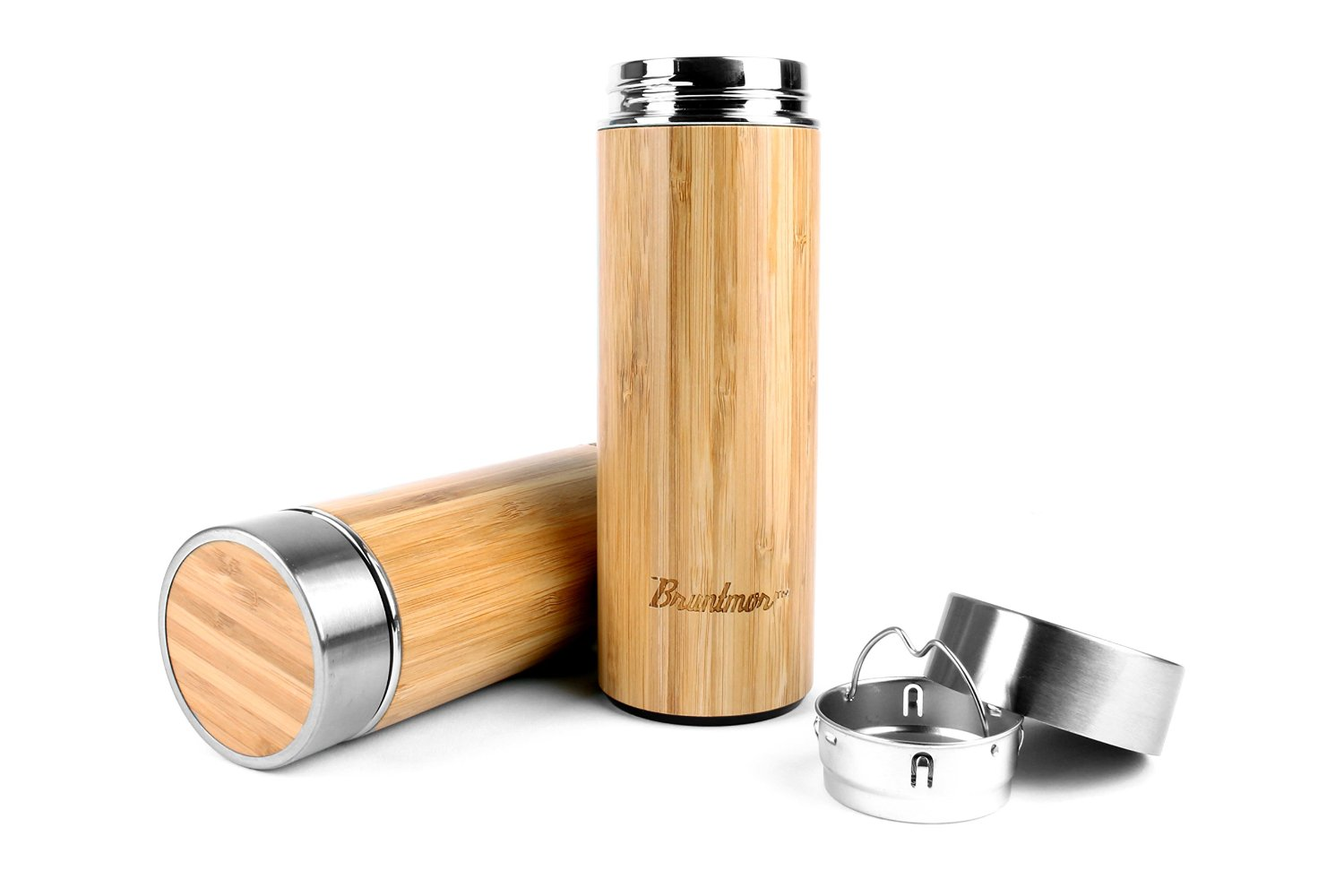 bamboo insulated tumbler