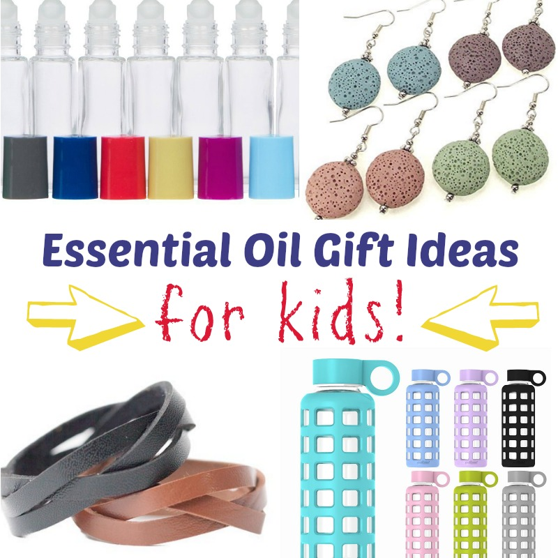 Essential Oil Gift Ideas for Kids