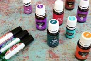 Essential Oil Roller Blends for Teachers