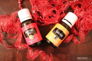 Christmas Diffuser Recipes