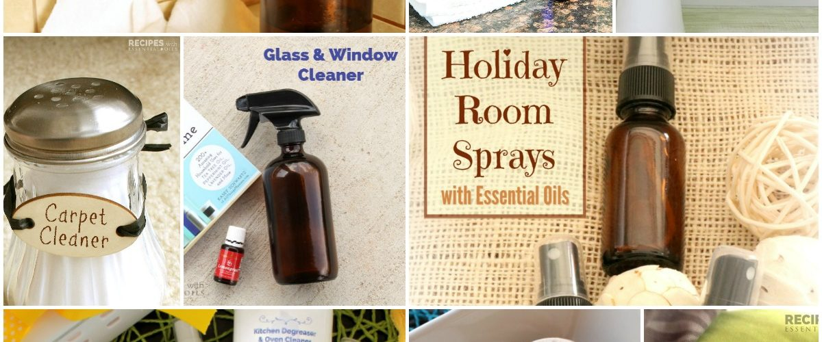 Household Cleaning Gift Basket