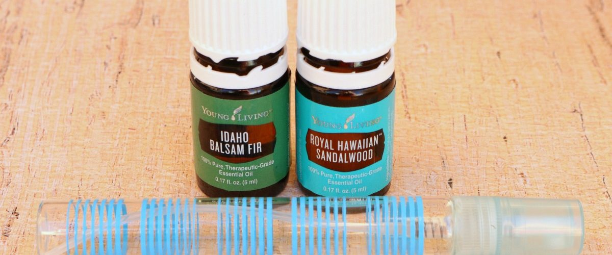 6 Non-Floral Essential Oil Perfume Spray Recipes