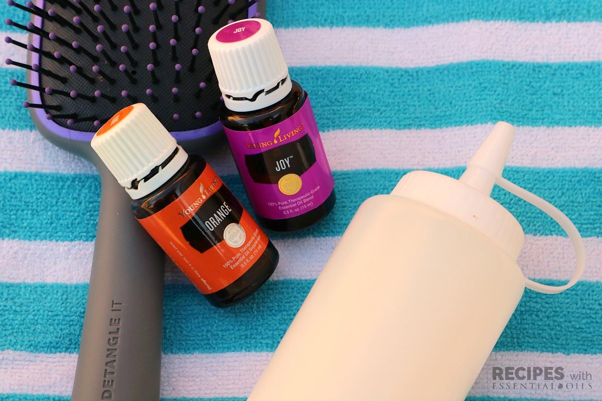 DIY Moisturizing Shampoo - Recipes with