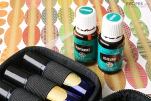 Essential Oil Roller Blends for Confidence