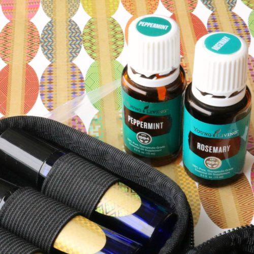 Essential Oil Roller Blends for Confidence from RecipeswithEssentialOils.com