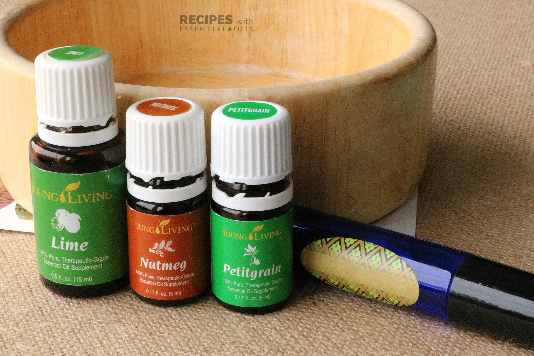 Essential Oil Roller Blends for Confidence from RecipeswithEssentialOils.com