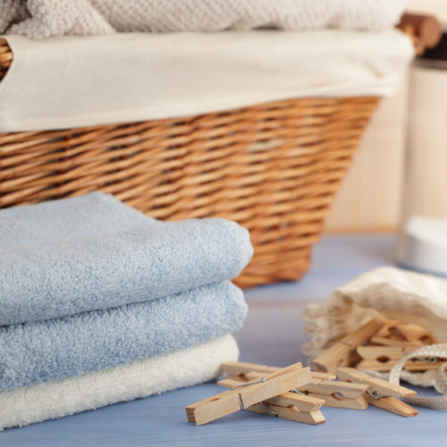 best natural laundry recipes using essential oils