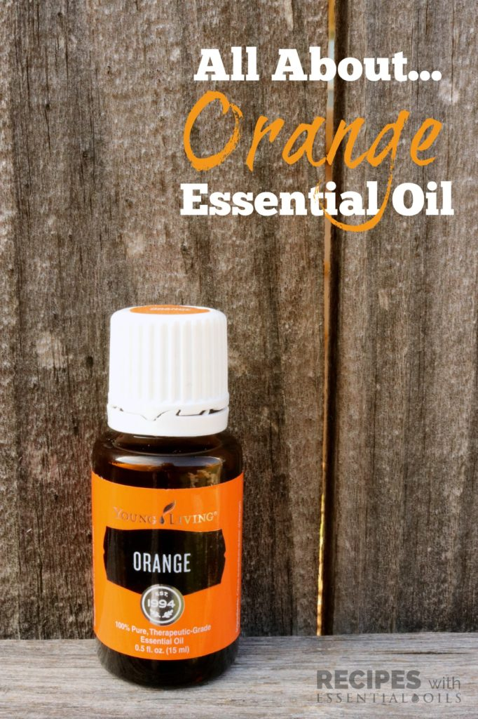 All about Orange Essential Oil