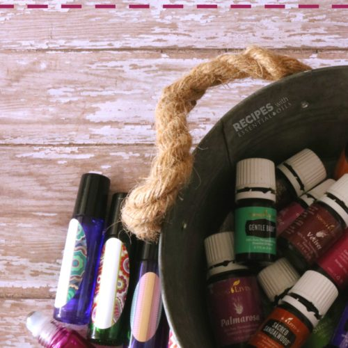 Essential Oil Roller Blends for Emotional Balance from RecipeswithEssentialOils.com