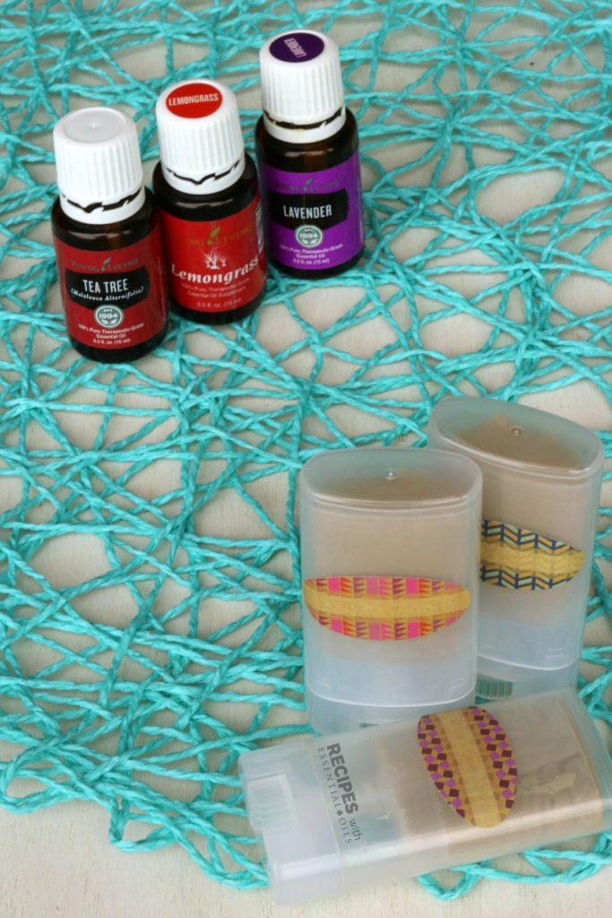 Women's Solid Deodorant Recipes from RecipeswithEssentialOils.com