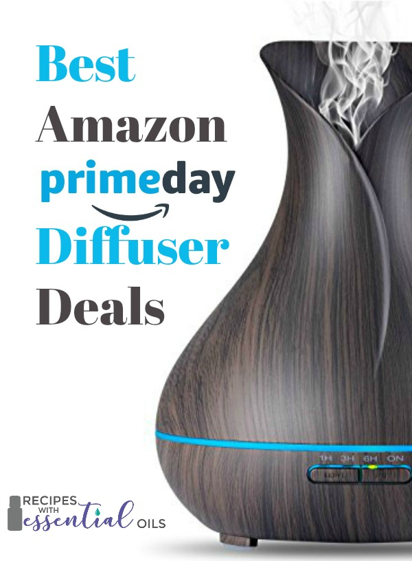 Amazon Prime Day Diffuser Deals