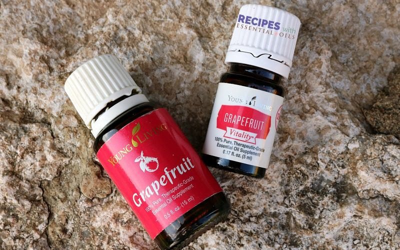 grapefruit essential oil grapefruit vitality