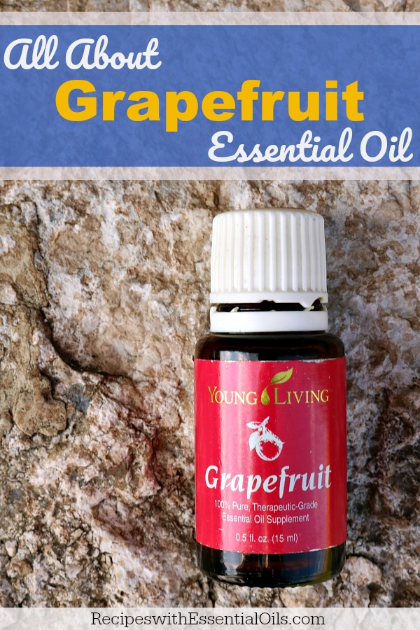 Learn all about Grapefruit Essential Oil