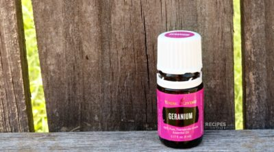 geranium essential oil young living