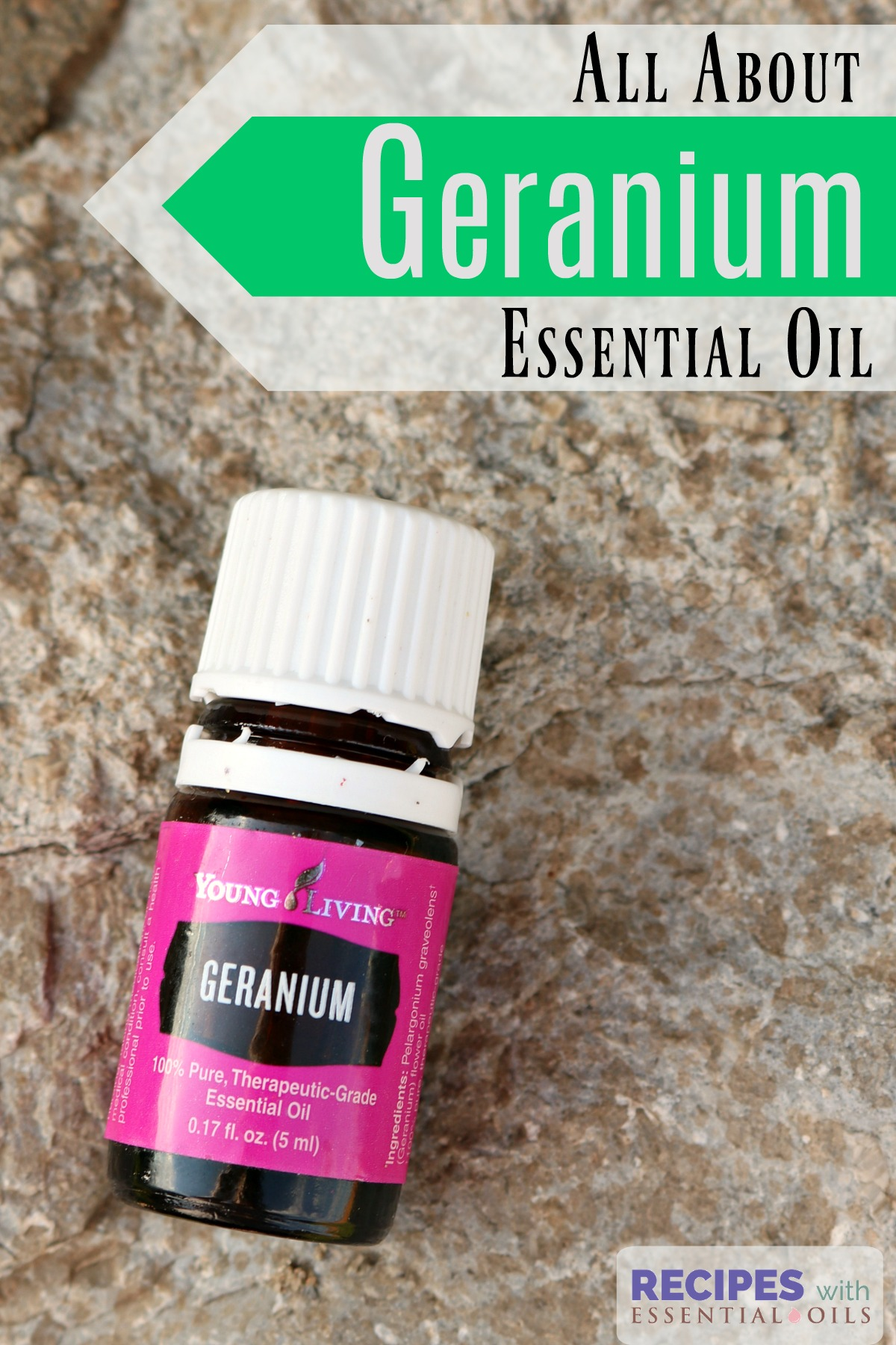 All about geranium essential oil