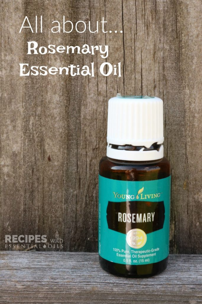 All about Rosemary Essential Oil