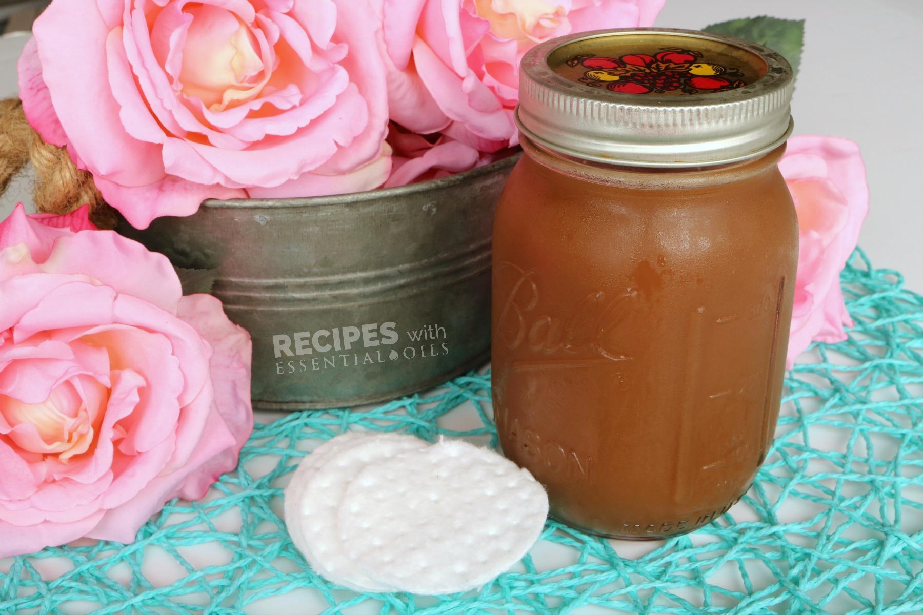 Beauty Recipes - Recipes with Essential Oils