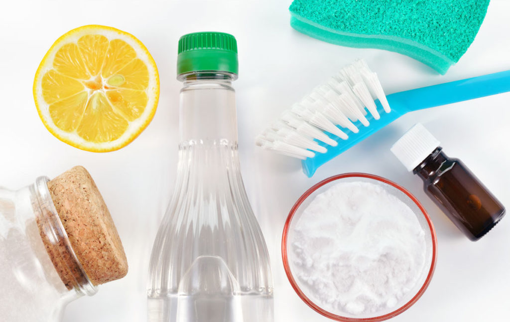 natural cleaning household recipes essential oils