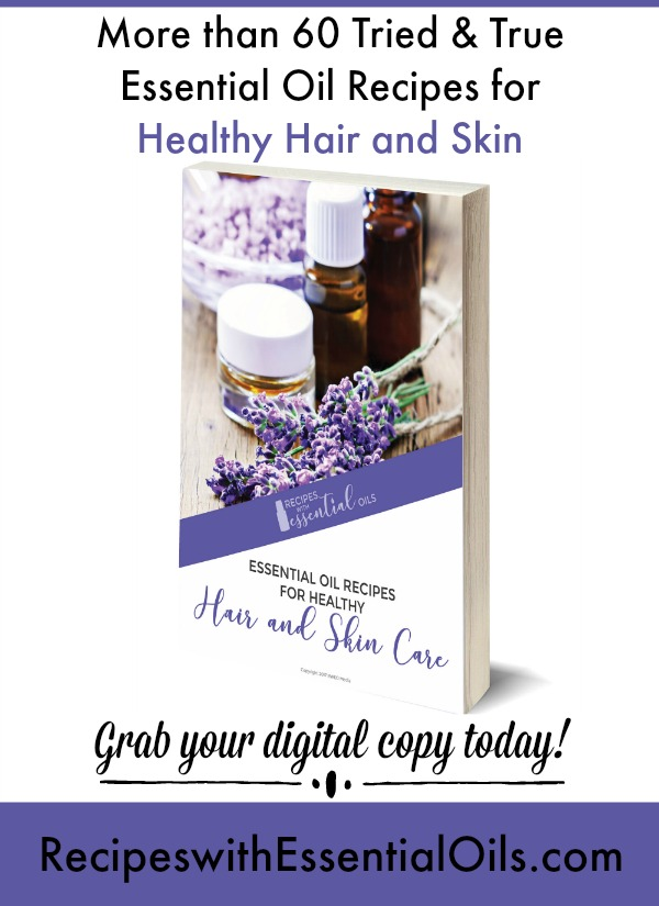 Healthy Hair and Skin eBook Cover Digital Copy
