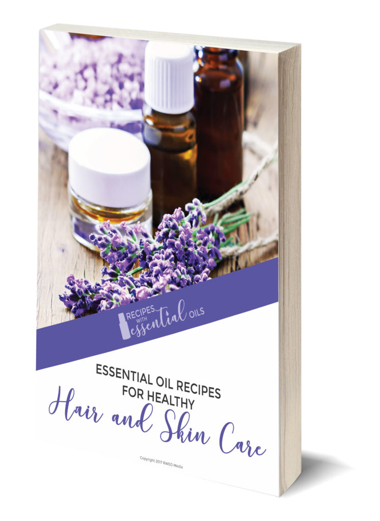 Essential Oil Recipes Hair and Skin Care