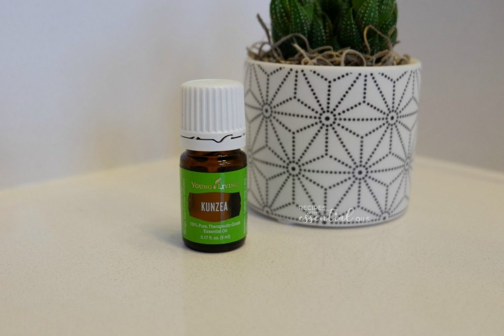 young living Kunzea essential oil