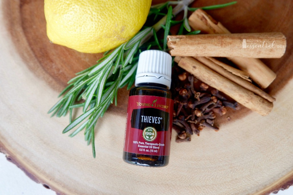 Getting To Know Your Blends Thieves Essential Oil