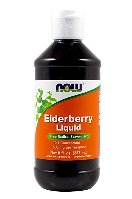 elderberry liquid immune support
