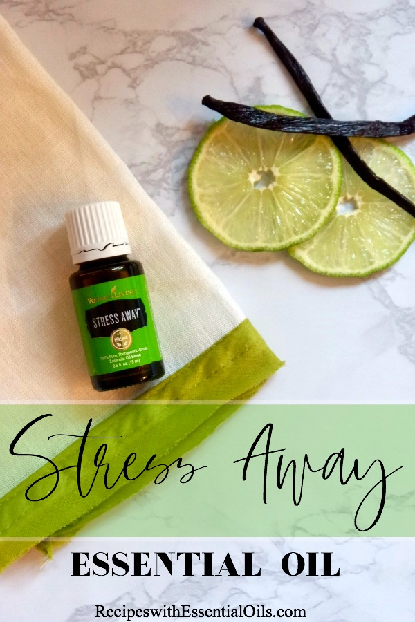 stress away essential oil lime vanilla young living