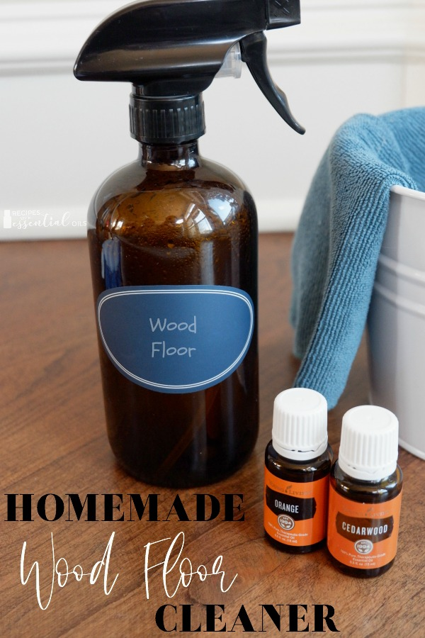 Homemade Wood Floor Cleaner Recipes