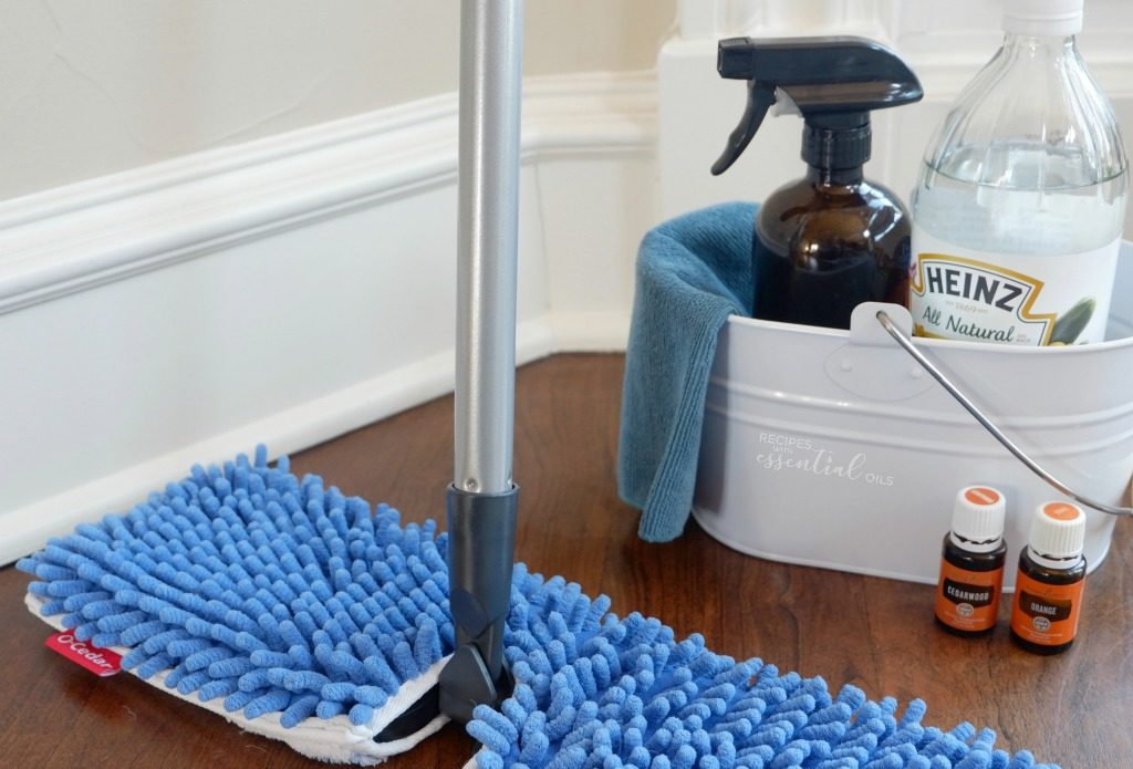Homemade Wood Floor Cleaner - Recipes