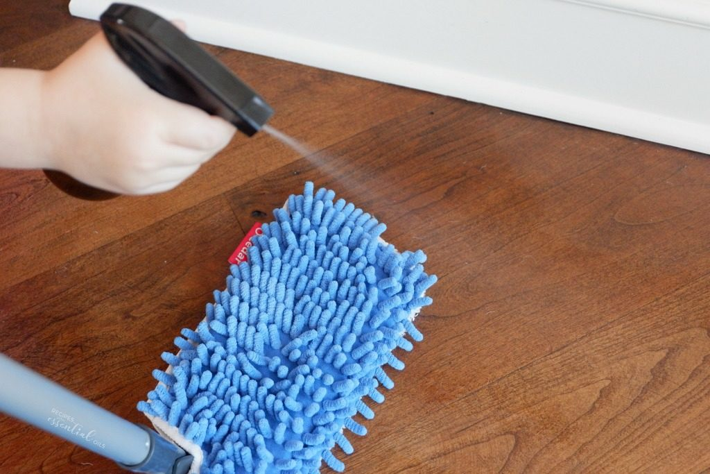 microfiber mop homemade wood floor cleaner