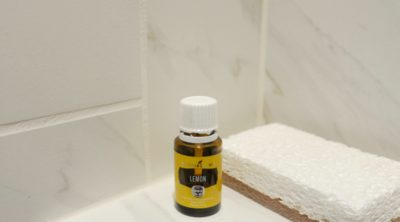 grout cleaner recipe lemon essential oil