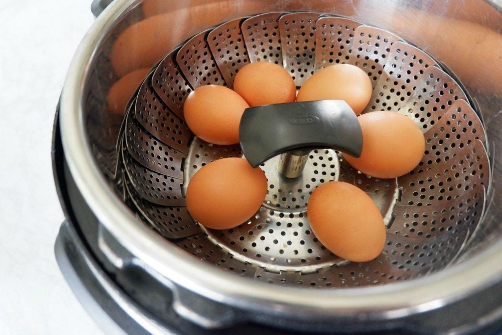 hard boiled eggs instant pot recipe