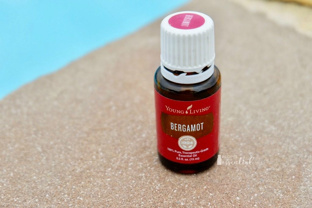 bergamot essential oil for summer young living