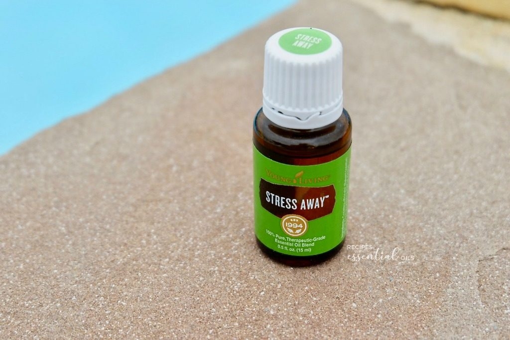 stress away essential oil for summer young living