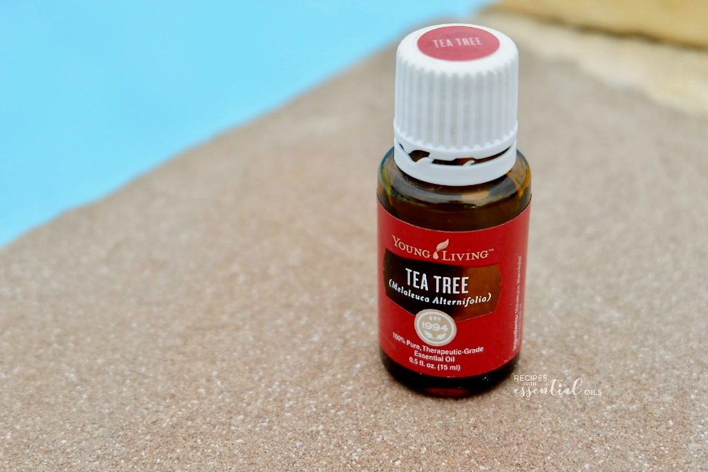 tea tree essential oil for summer young living