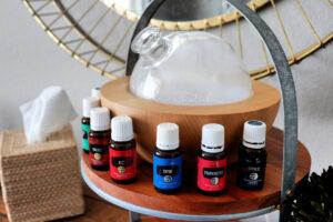 aria diffuser essential oils for wellness