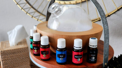 aria diffuser essential oils for wellness