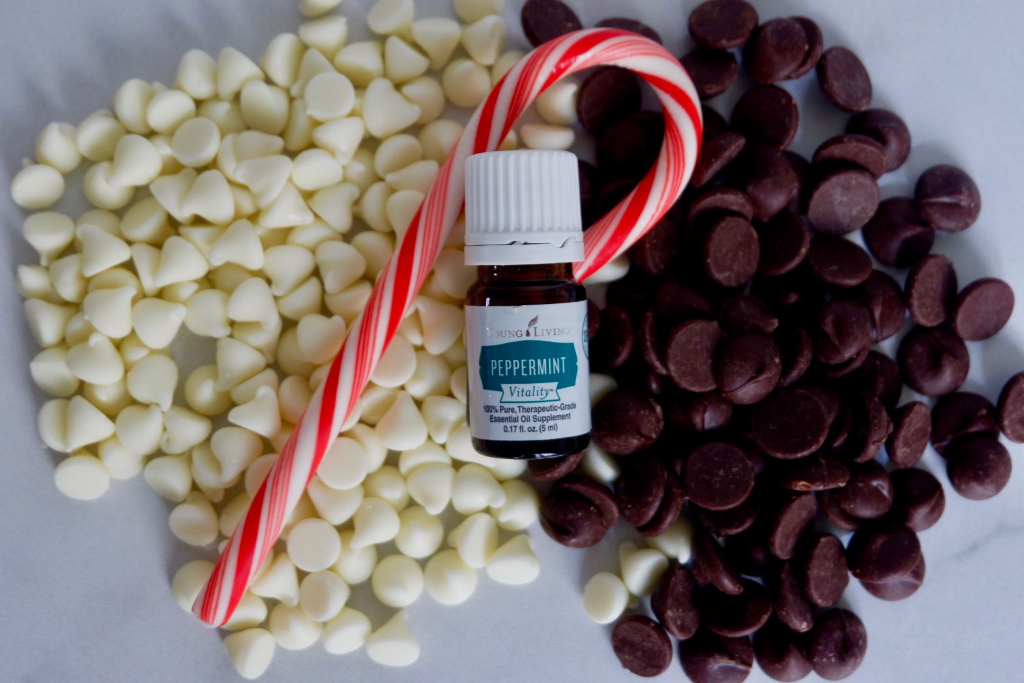 chocolate and peppermint essential oil