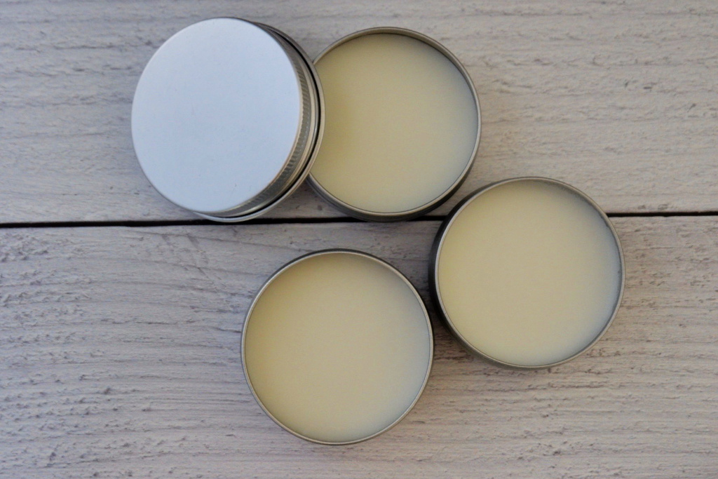 essential oil lip balm recipe