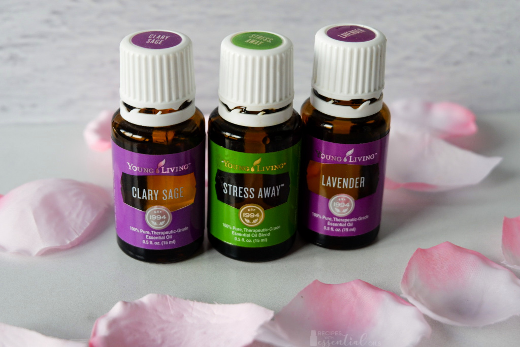 diffuser recipes for valentines day