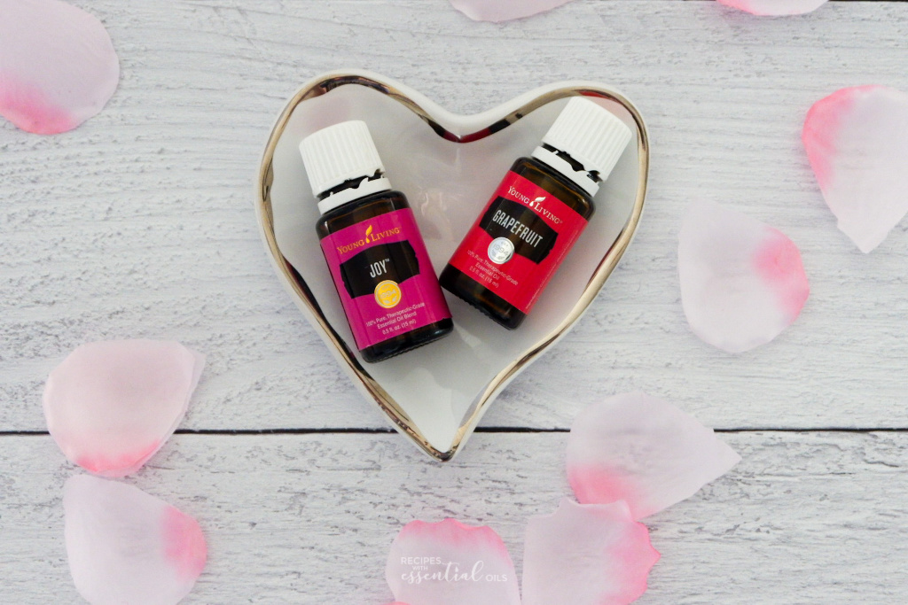 joy grapefruit essential oil blend romance