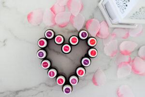 romance diffuser recipes essential oil heart