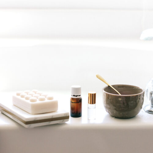 self care essential oils