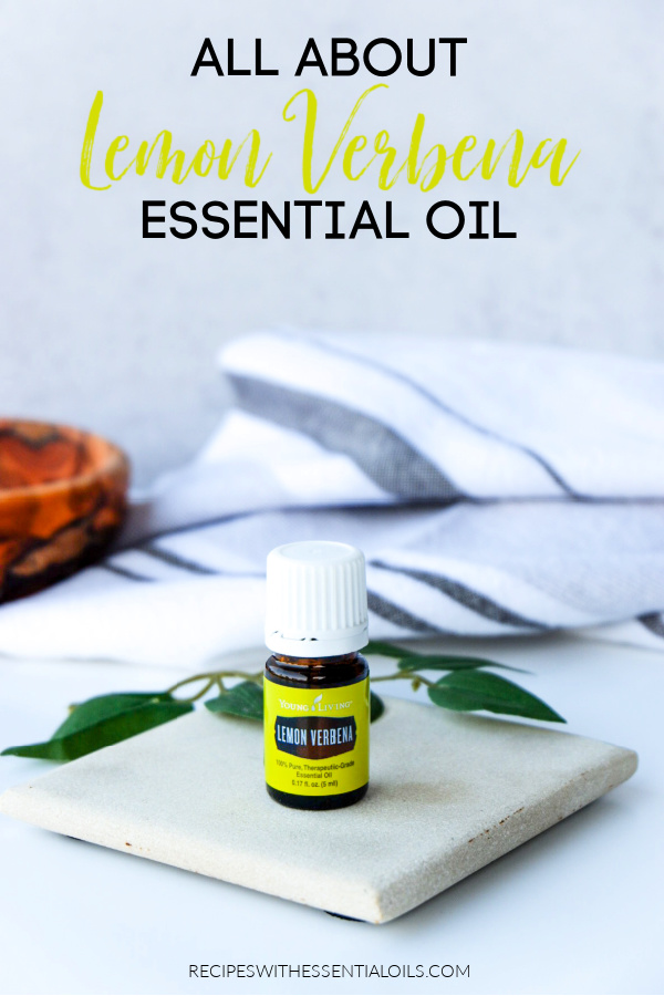 lemon verbena essential oil young living