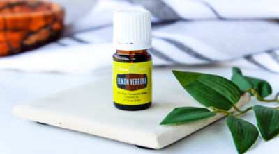 diffuser recipes lemon verbena essential oil