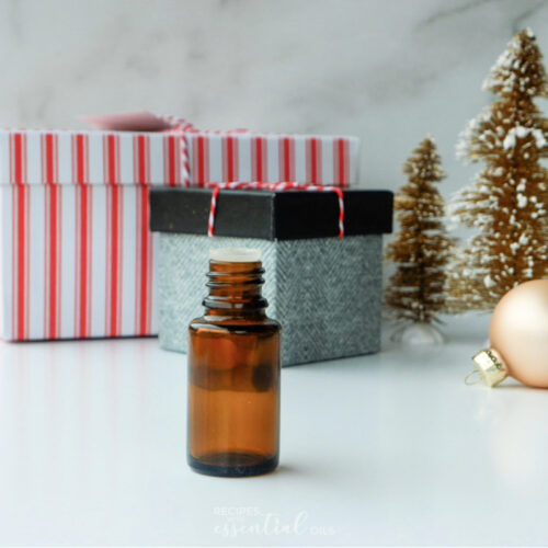 essential oil holiday Christmas gifts