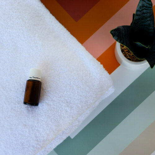 How to Strip Towels using Essential Oills
