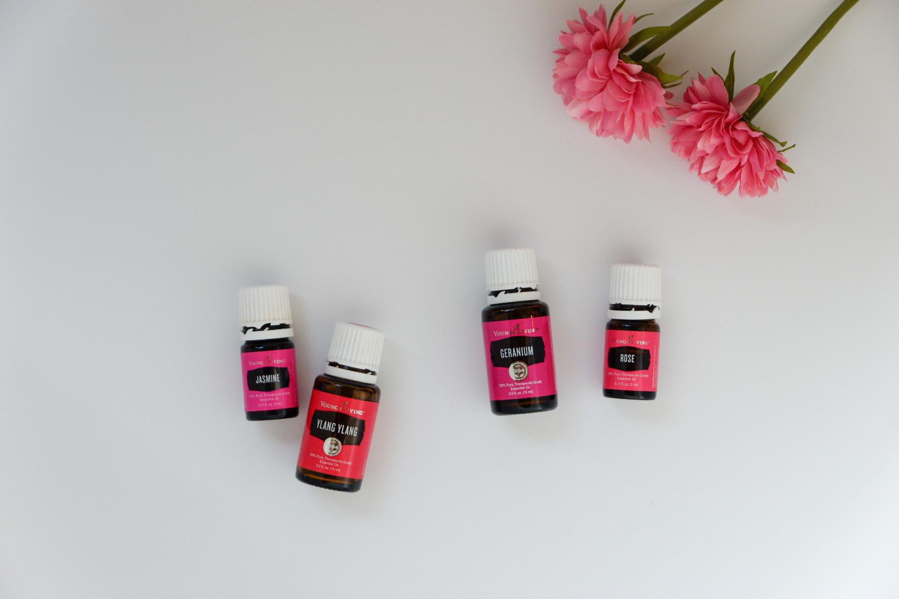 Floral Essential Oil Substitutes