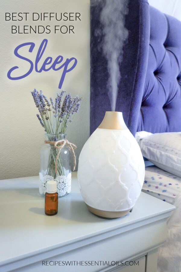 diffuser recipes for sleep